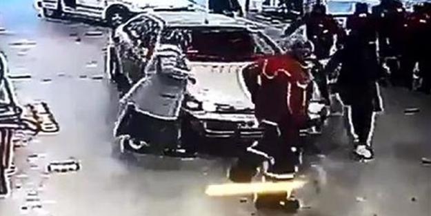 Ankarada Gazilerimiz Eşkiyalarca Darp Edildi